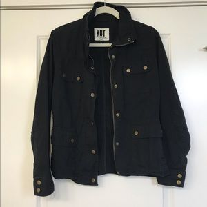 Kut From the Cloth Military Jacket